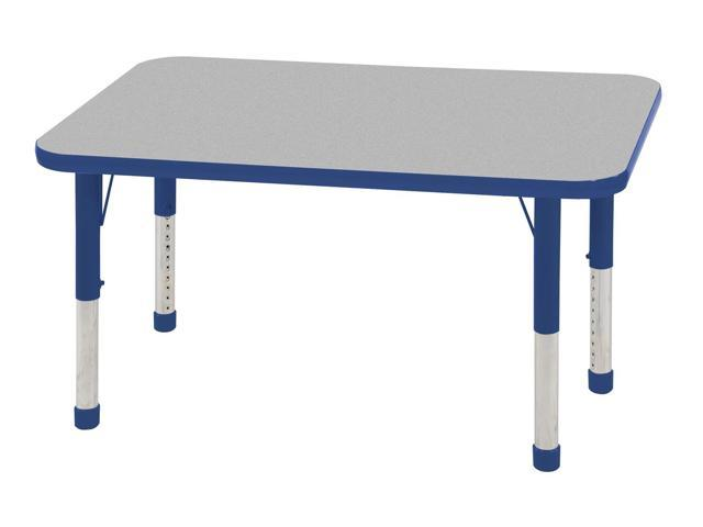 24x48 Rect Adj Activity Table (Chunky)
