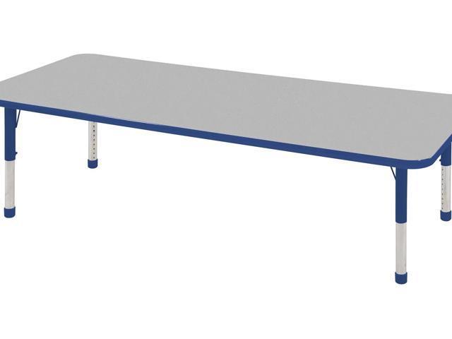 24x72 Rect Adj Activity Table (Chunky)