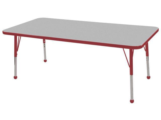 24x60 Rect Adj Activity Table (19