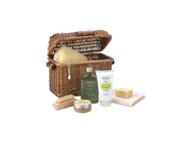 Home Indoor Outdoor Healing Spa Bath And Body Products Therapy Christmas Gift Basket
