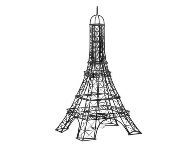 KHD Home Decorative Ornament Single Eiffel Tower Replica Candle Holder