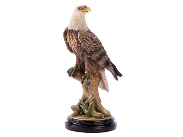 Koehler Christmas Seasonal Holiday Decorative Home Mountain Eagle Fine Art Sculpture Statue