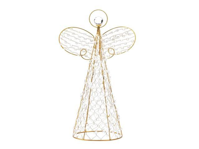 Home Indoor Decorative Holiday Decor Beaded Angel Decor