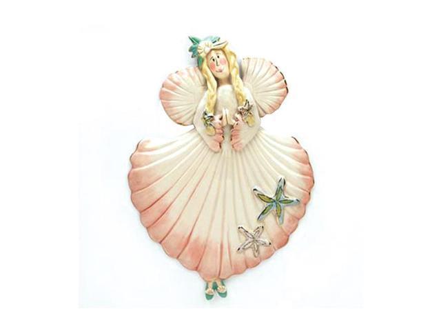 Koehler Indoor Home Entry Decorative Accent God's Love Angel Ceramic Plaque