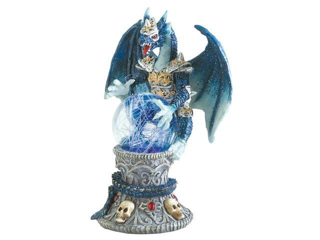 Koehler Christmas Gift Home Living Room Decor Accent Color Change Dragon Figurine Statue