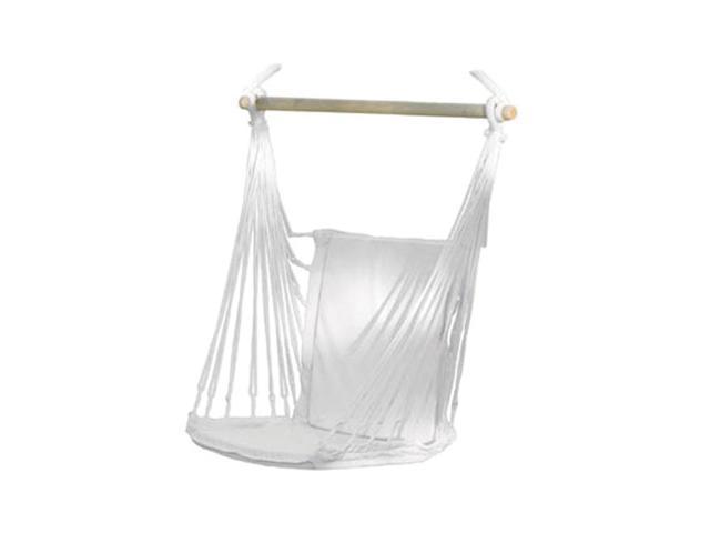 Koehler home decor indoor outdoor garden hanging rope for Indoor hanging rope chair