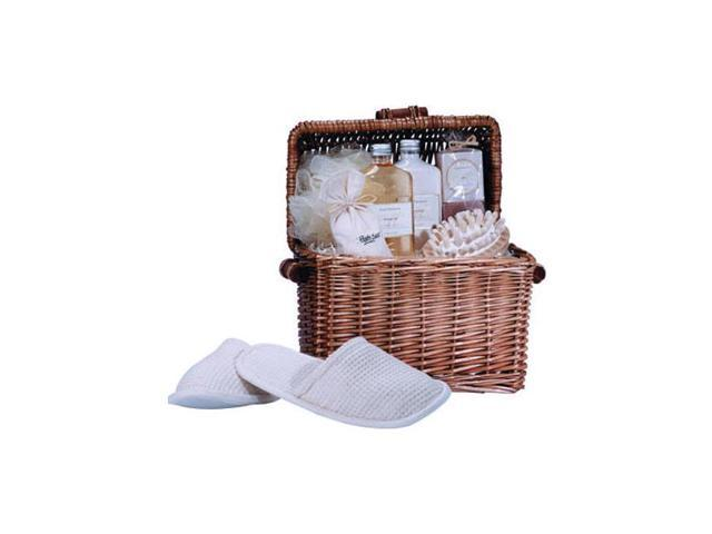 Koehler Home Decor Honey Vanilla Bath and Body Gel Lotion Soap Gift Basket