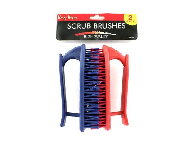 Home Indoor Kitchen Cleaning Household Accessories Seasonal Gifts Scrub Brush Set 24 Pack