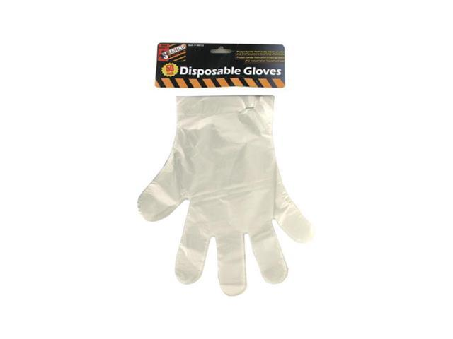 Home Indoor Household Accessories Seasonal Gifts Disposable Gloves 24 Pack