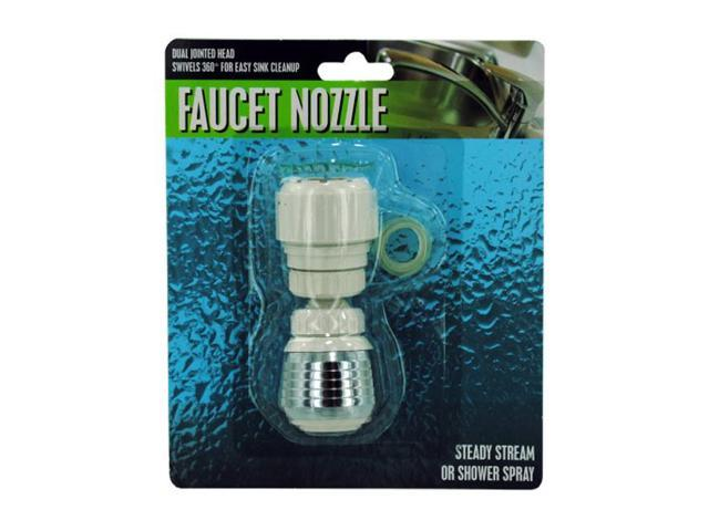 Home Indoor Household Accessories Seasonal Gifts Jointed Faucet Nozzle 12 Pack