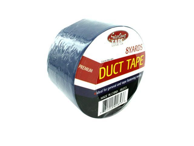 Sterling Home Indoor Outdoor Multi-Purpose Electical Silver Duct Tape 2