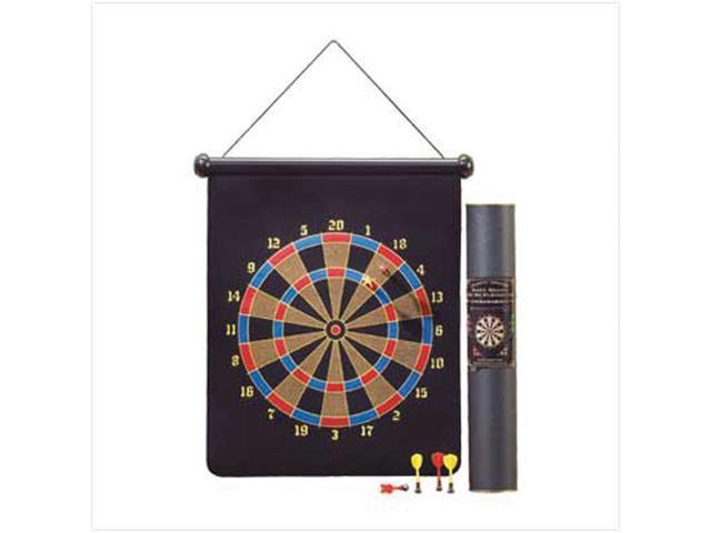 Koehler Home Decorative Indoor Game Room Hanging Magnetic Wall Dart Board