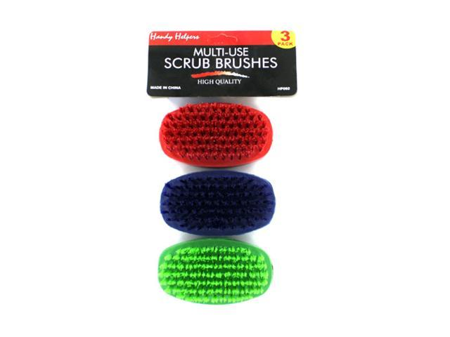Home Kitchen Household Accessories Seasonal Gifts Multi-Use Scrub Brushes 15 Pack