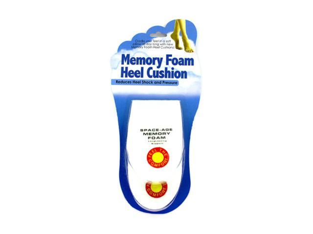 Home Indoor Household Accessories Seasonal Gifts Memory Foam Heel Cushion 24 Pack