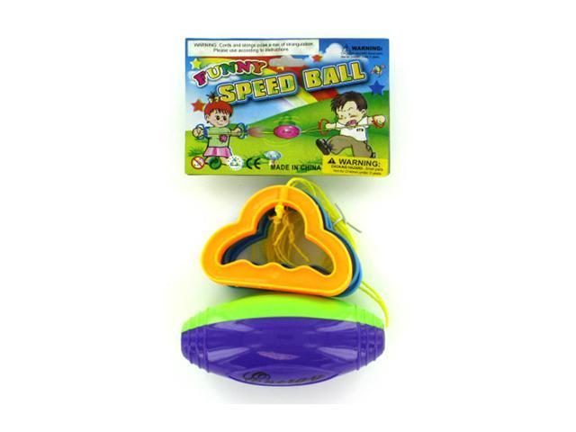 Bulk Buys Children Kids Fun Play Energetic Speed Ball Toy Game Set Plastic 12 Pack
