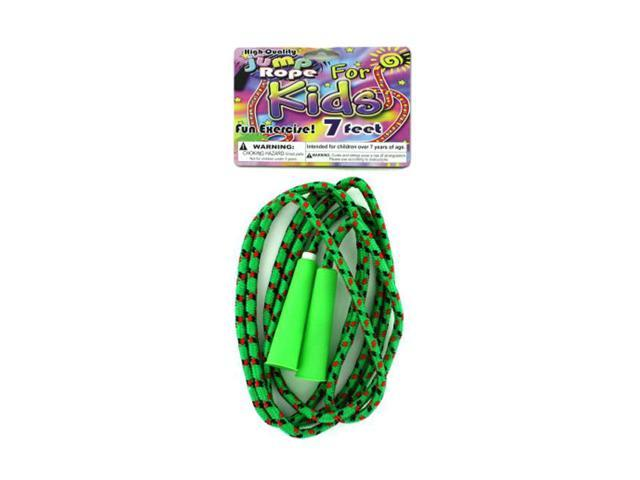 Bulk Buys Adult Exercise Kids Fun Play Game Colorful Skipping Jump Rope Toy 36 Pack