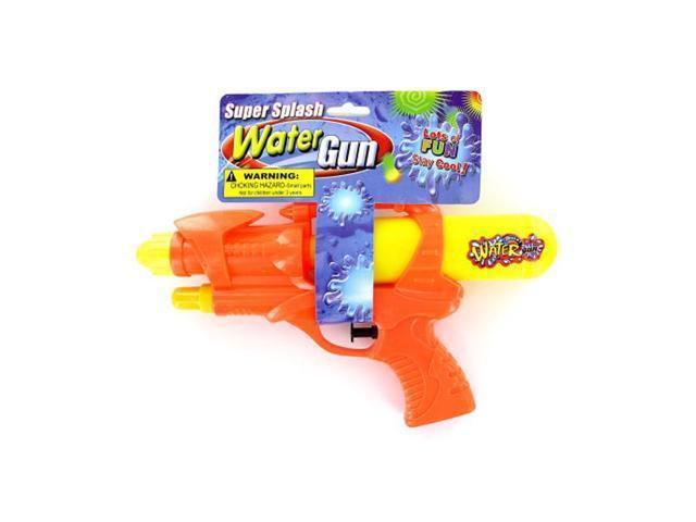 Bulk Buys Kids Holiday Outdoor Fun Play Super Splash Water Gun Toy 24 Pack