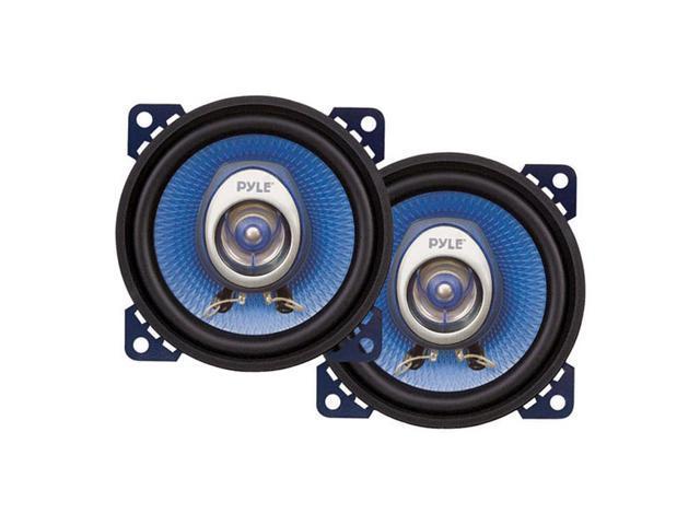 Pyle 4'' 180 Watt Two-Way Speakers