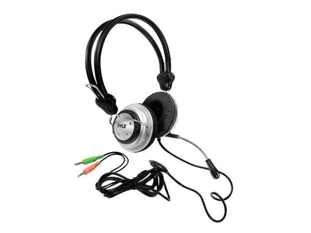 Pyle Stereo PC Multimedia Headset Microphone