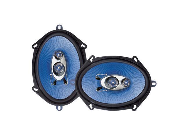 Pyle 5'' x 7'' & 6'' x 8'' 300 Watt Three-Way Speakers
