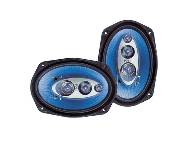 Pyle 6''x 9'' 400 Watt Four-Way Speakers