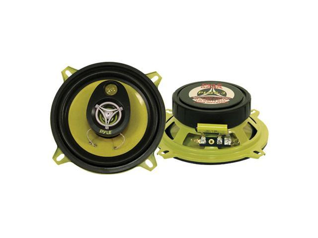 Pyle 5.25'' 140 Watt Three-Way Speakers