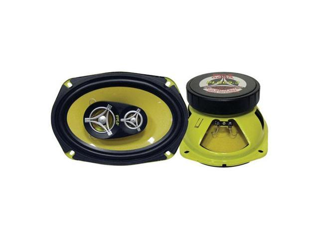 Pyle 6'' x 9'' 360 Watt Three-Way Speakers