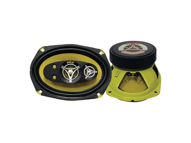 Pyle 6'' x 9'' 450 Watt Five-Way Speakers