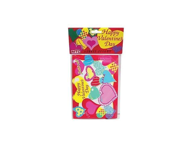 Bulk buys Happy valentine 8 pack Postcard Style Invitations With Envelopes pack of 24