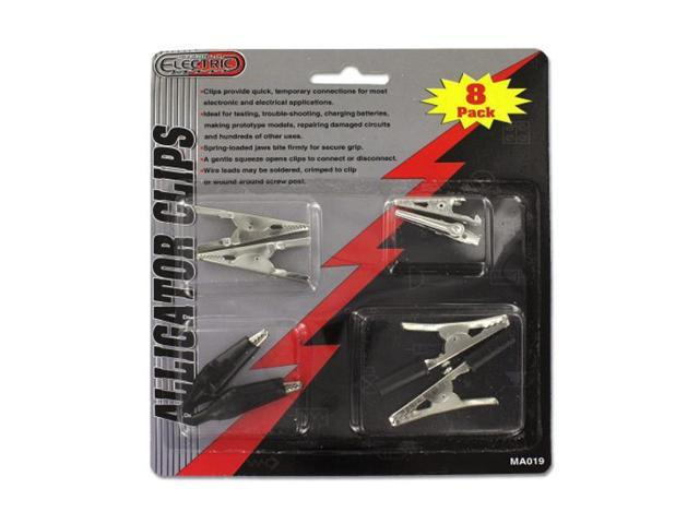 Sterling Testing Troubleshooting Charging Batteries Electrical Alligator clips 24 Pack