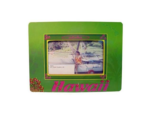 Bulk Buys 4 x 6 Decorative Memorial Hawaii Island Trip Photo Picture Frame 18 Pack