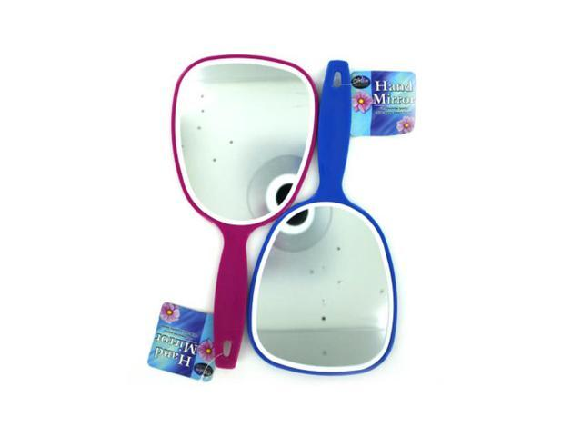 Beauty Salon Accessories Professional Make-Up Hand Mirror 24 Pack