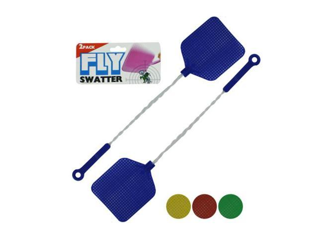 Home Indoor Kitchen Household Pest Control Accessories Fly Swatter Value Pack 24 Pack