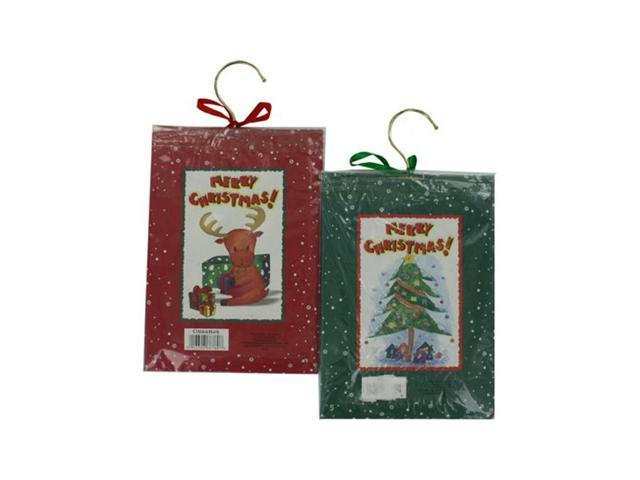 Home Indoor Decorative Seasonal Gift Scented Hanging Christmas Sachet 18 Pack