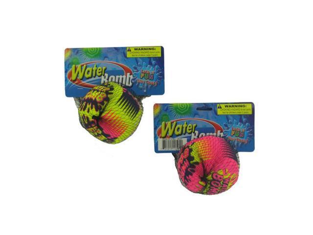 Children Kids Playschool Indoor Game Craft Accessories Water Bomb 36 Pack