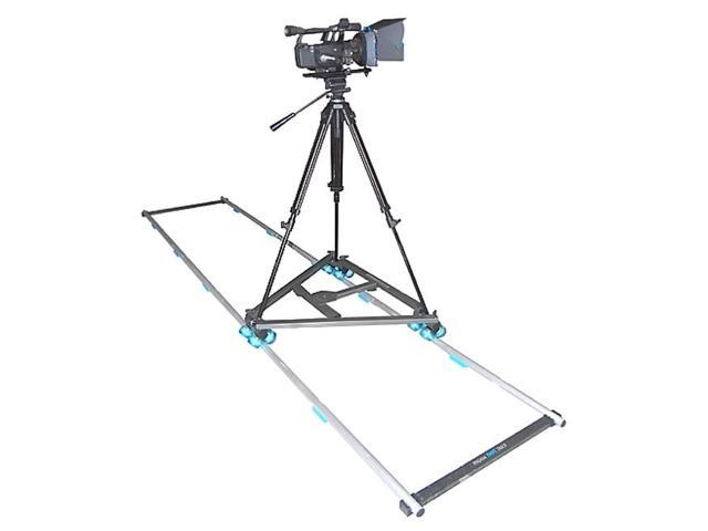 Proaim Swift Wheel Dolly System With 12Ft Straight Track (Free Tripod Stand )
