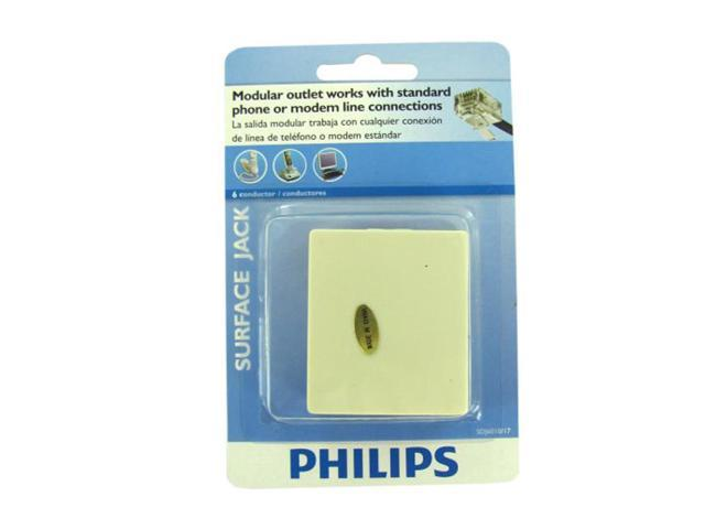 Bulk Buys Household Accessory Electrical Appliance Philips Modular Outlet 18 Pack
