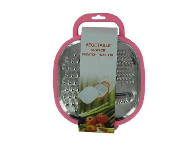 Bulk Buys Home Kitchen Appliance Cutting Tool Grater With Catch Tray 4 Pack