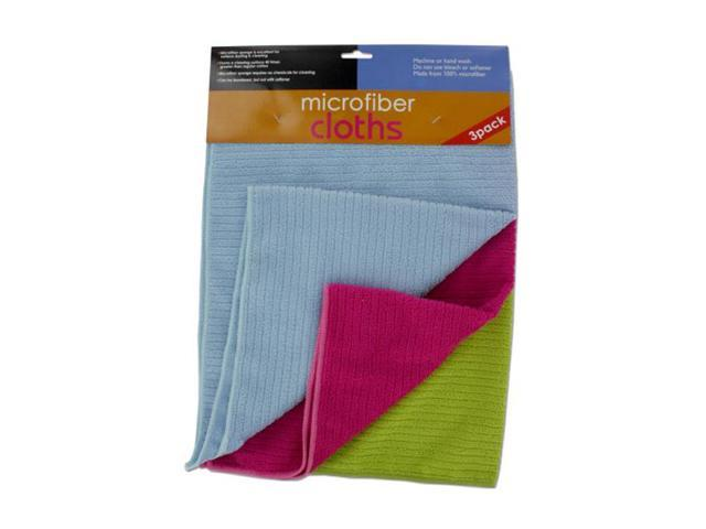 Home Indoor Households Kitchen Furnitue Automobile Dust Cleaning Microfiber Cloth Pack 6 Pack