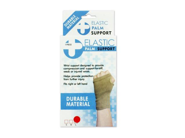 Health Care Durable Material Elastic Ankle Wrist Palm Support Protect Injures Pack of 18