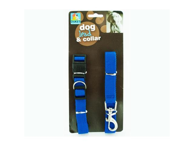 Home Indoor Pet Dog Neck Collar Leashes Harnesses And Lead Set Pack of 8