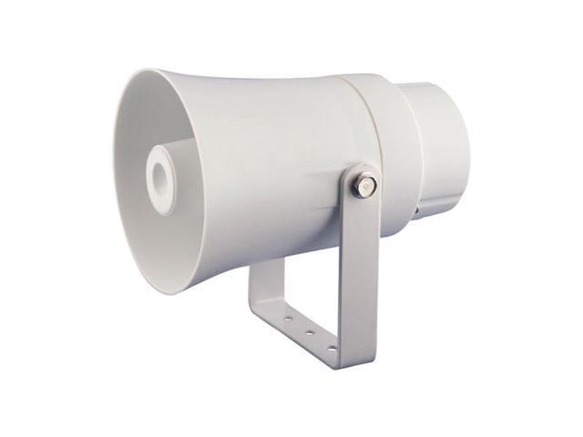 Pyle Home 70 Watt 5.6'' Indoor Outdoor PA Horn Type Announcement Speaker