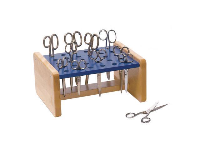 Steffywood Home Office School Scrapbooking Craft Cutting Scissors Holder Display Stand Rack