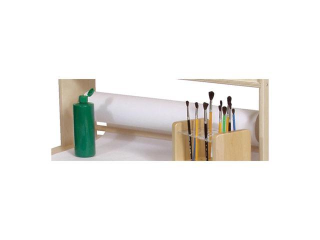 Steffywood Tabletop Art Drawing Easel Paper Roll White 24