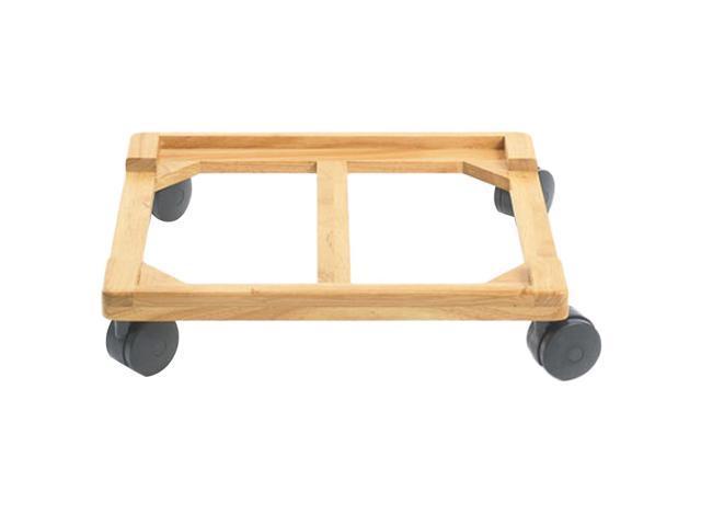 NaturalWood Chair Cart