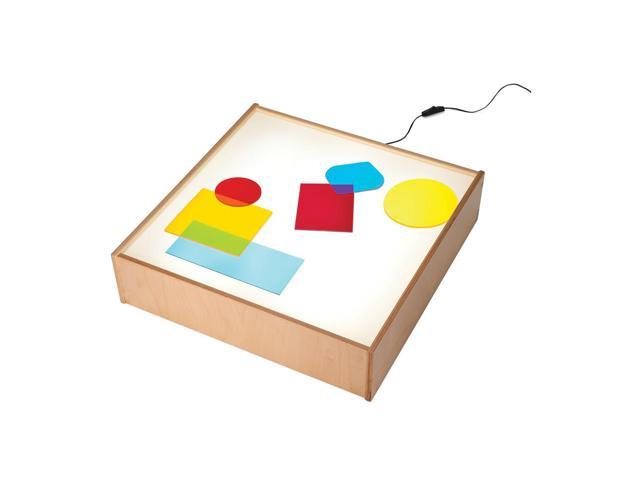 Whitney Brothers Home School Kids Play Room Birch Laminate Tabletop Light Box