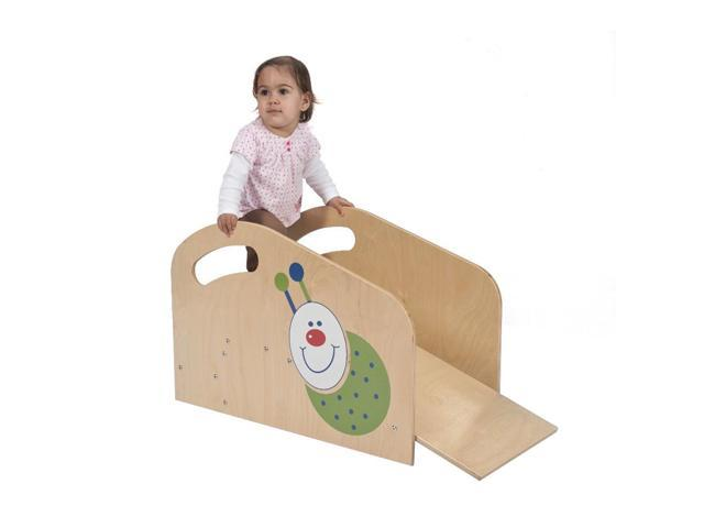Whitney Brothers Home Indoor Kids Toddler Step And Ramp Slide Playset