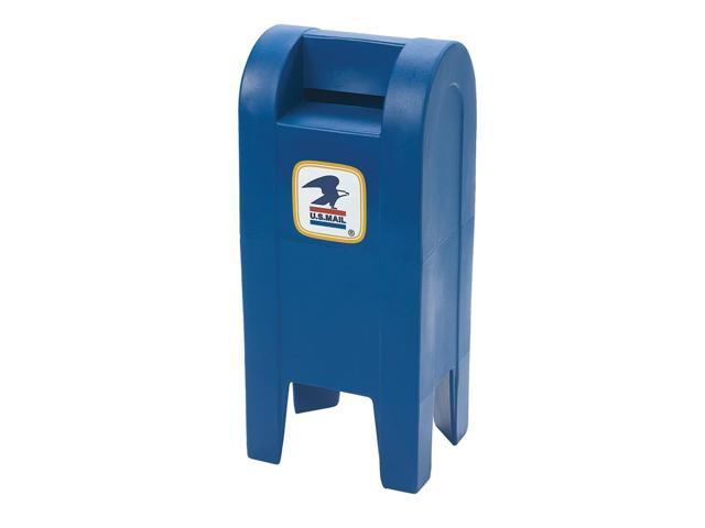 Angeles kids children Mailbox  in Blue