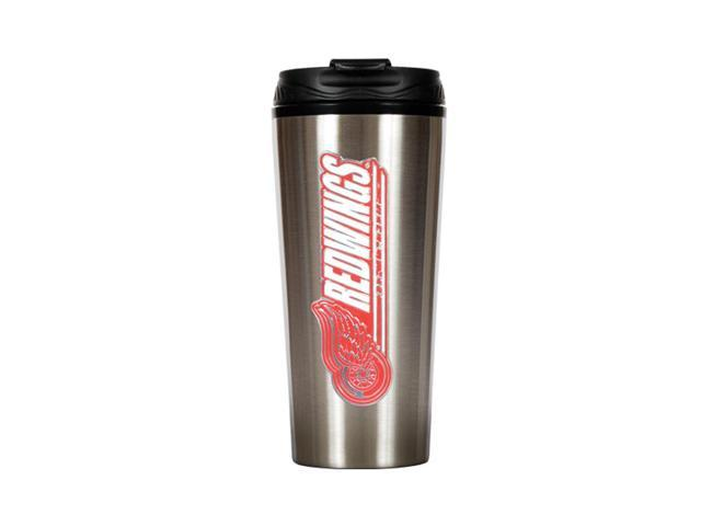 GAP NHL Detroit Redwings 16oz Slim Stainless Steel Travel Tumbler Silver