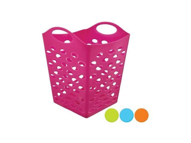 Bulkbuys Flexible Square Storage Basket Pack of 24